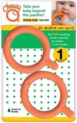 Chewy Qs (Set of 2 / Orange)