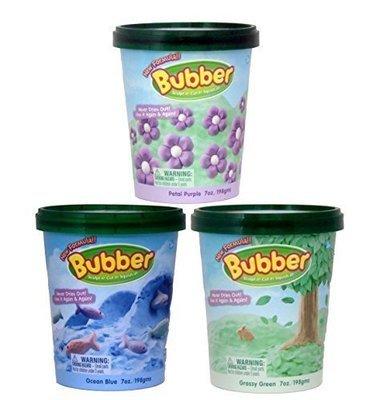 Bubber (7oz) 3 Buckets (Any Combination)