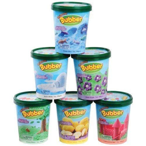 Bubber (7oz) x 6 Colours Set