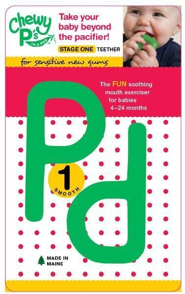 P's (Set of 2 / Green)