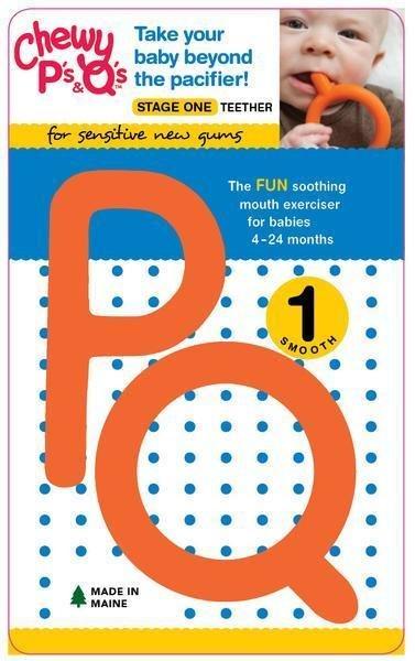 P's & Q's Set (Orange)