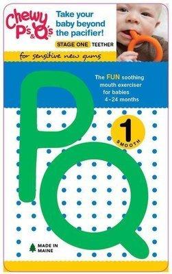 P's & Q's Set (Green)