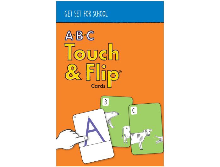 HWT® ABC Touch & Flip Cards
