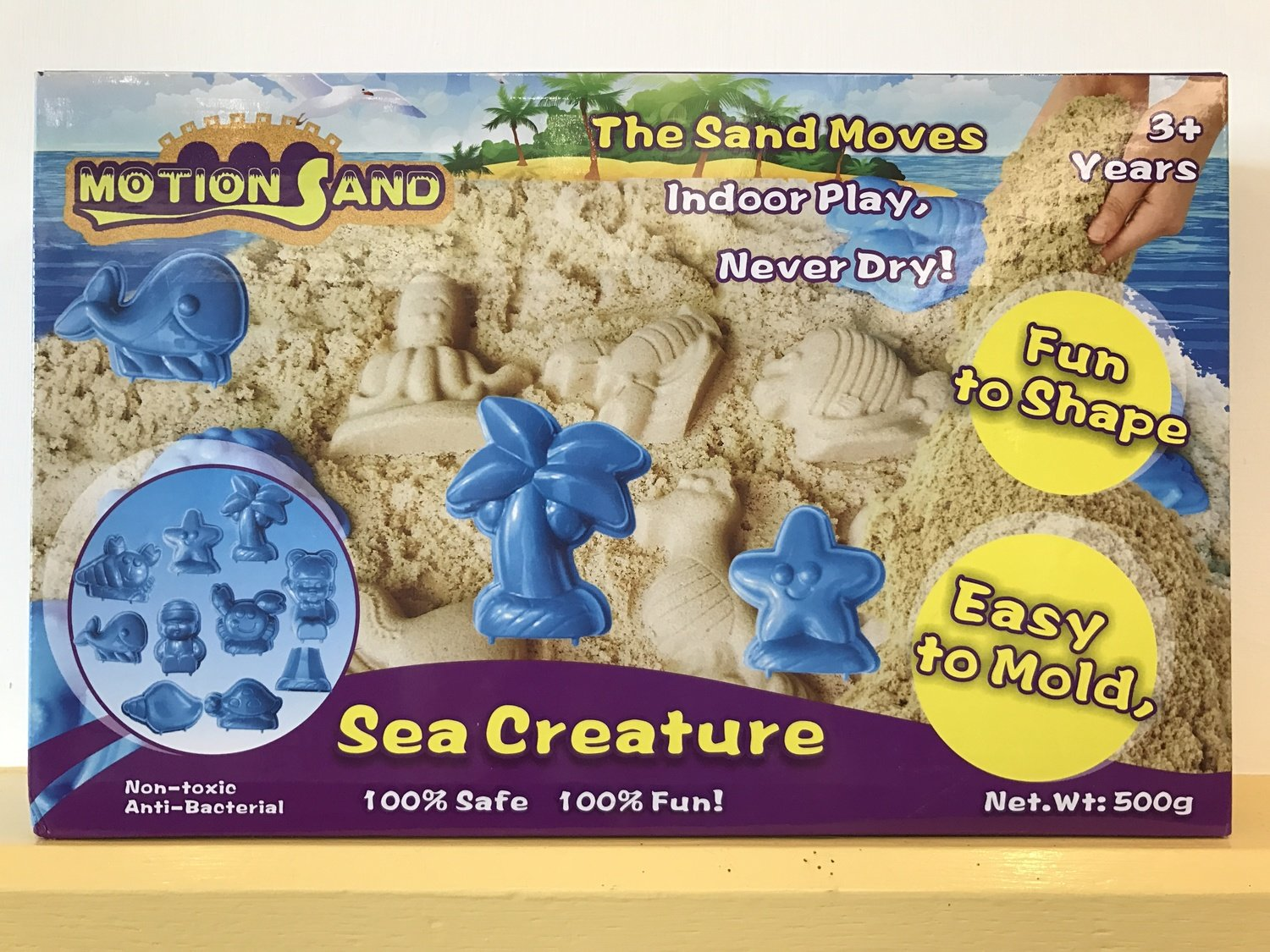 Motion Sand® Sea Creature (500g)