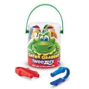 Gator Grabber Tweezers™ 6 pcs set (鱷魚夾6件裝)