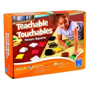 Teachable Touchables: Texture Squares