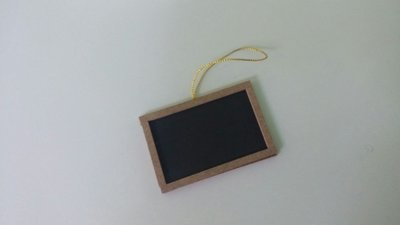 Chalk Board (Small) 黑板 (小)