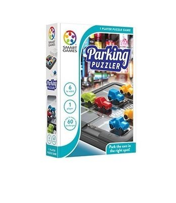 SG Parking Puzzler 泊車攻略