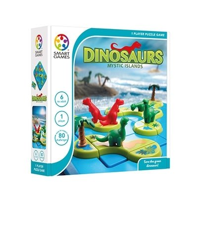 SG Dinosaurs – Mystic Islands 神秘恐龍島