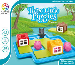 SG Three Little Piggies Deluxe 三隻小小豬