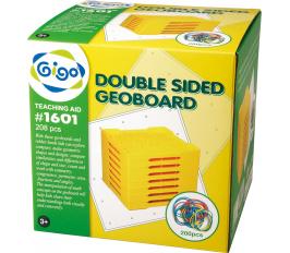 Gigo 5x5 Double Sided Geoboard Set (5x5雙面幾何釘板套裝)