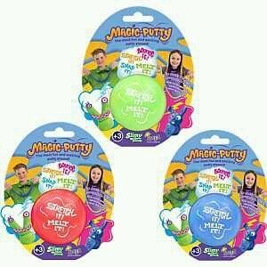Bouncy Magic Putty 彈彈泥膠