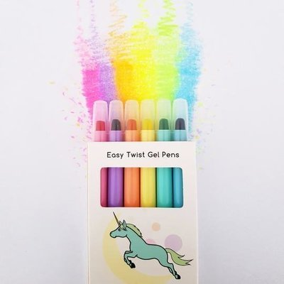Magic Waxi™ Neon Gel Crayon Mini Pack