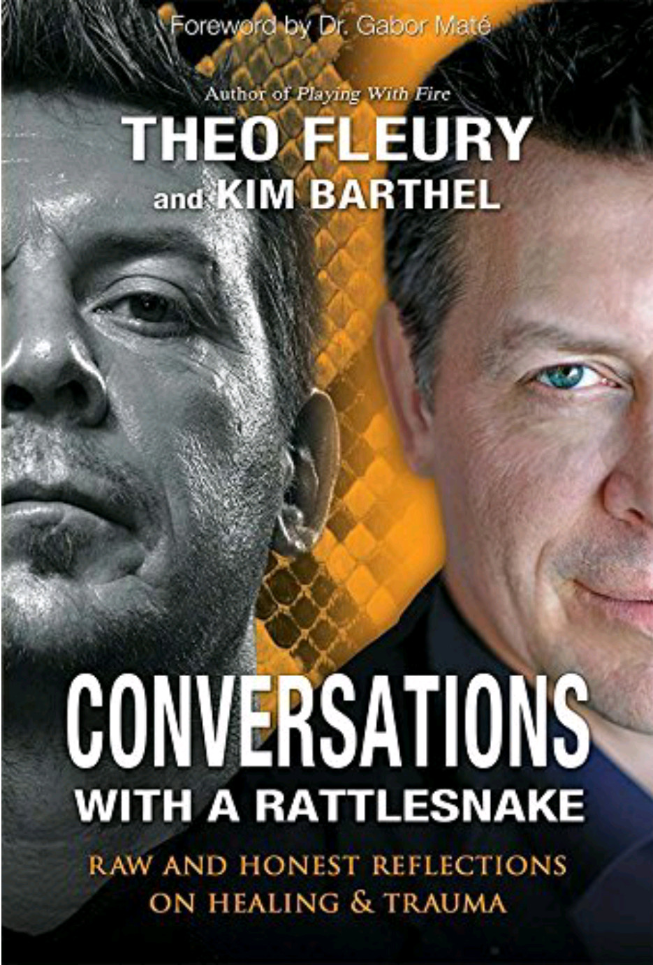 Book: Conversation With A Rattlesnake