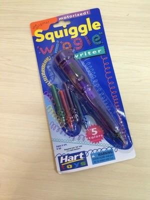 Squiggle Pen Set (震震筆套裝)