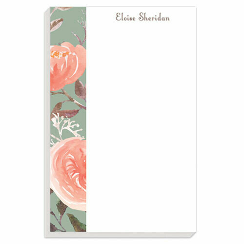 Peaceful Roses Notepad