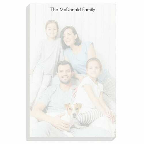 Photo Notepads