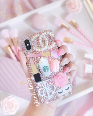 Sweet & Girly Design Phone Case