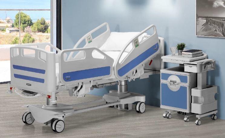 Majestic ICU Terapiseng m/indbygget patientvægt