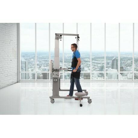 Eleveo - Vægtaflastningssystem til gangtræning/rehabilitering