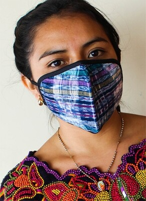 Jaspe Fabric Face Masks - Adult - Set of 3