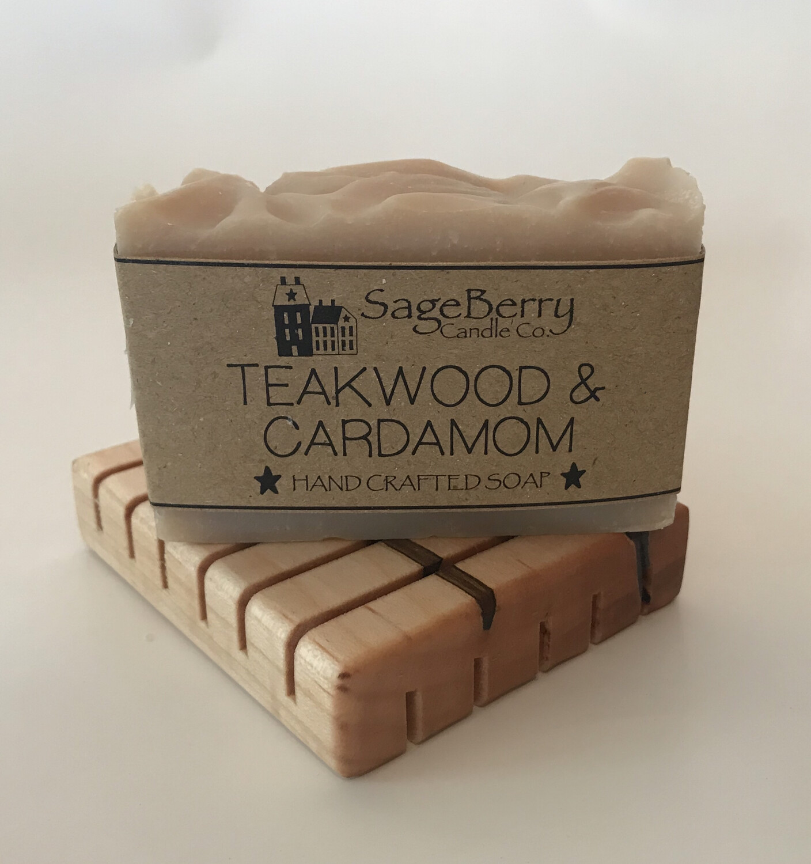 Teakwood & Cardamom