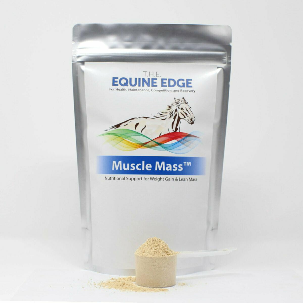 T H E Muscle Mass™  30 Serving Sample