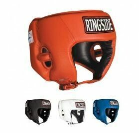 Ringside Competition Boxing Headgear- No Cheeks-Medium