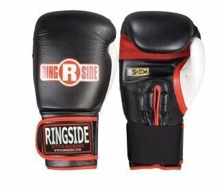 Ringside Gel Shock Boxing Super Bag Gloves-Regular