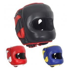 Ringside Competition Boxing Headgear With Cheeks-XLarge