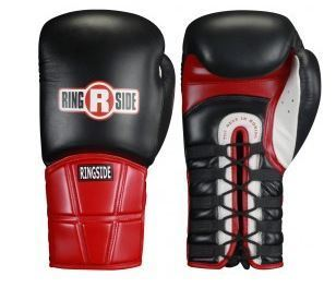 Ringside Safety Sparring Gloves- Lace-16 oz.