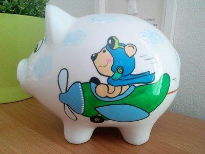 Sparschwein nach Wunsch