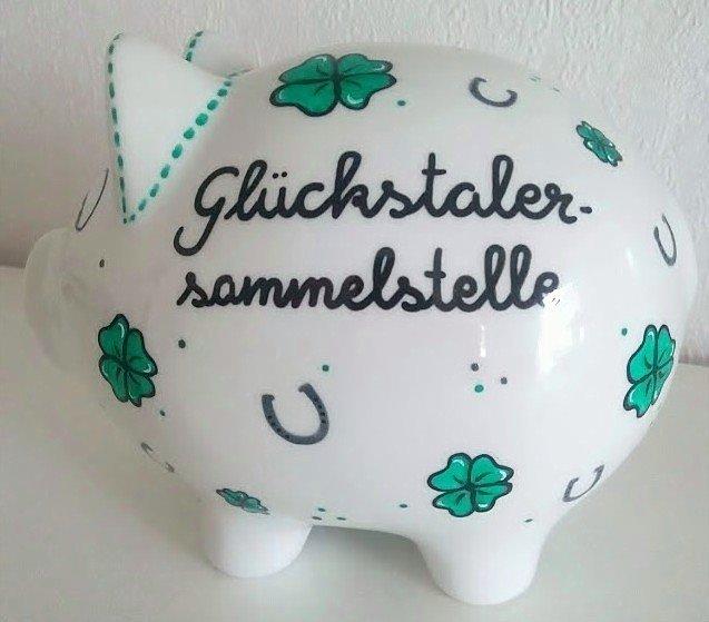 Sparschwein Glückstaler