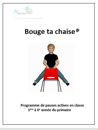 Bouge ta chaise® + formation