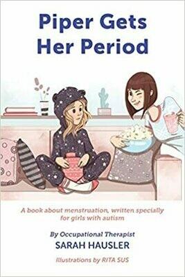 Piper Gets Her Period