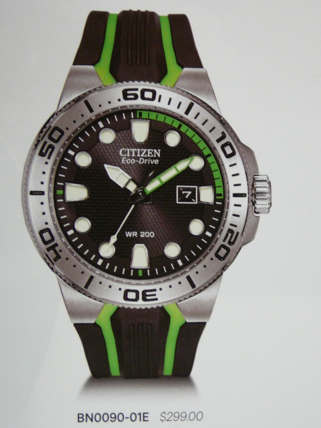 CITIZEN Scuba Fin