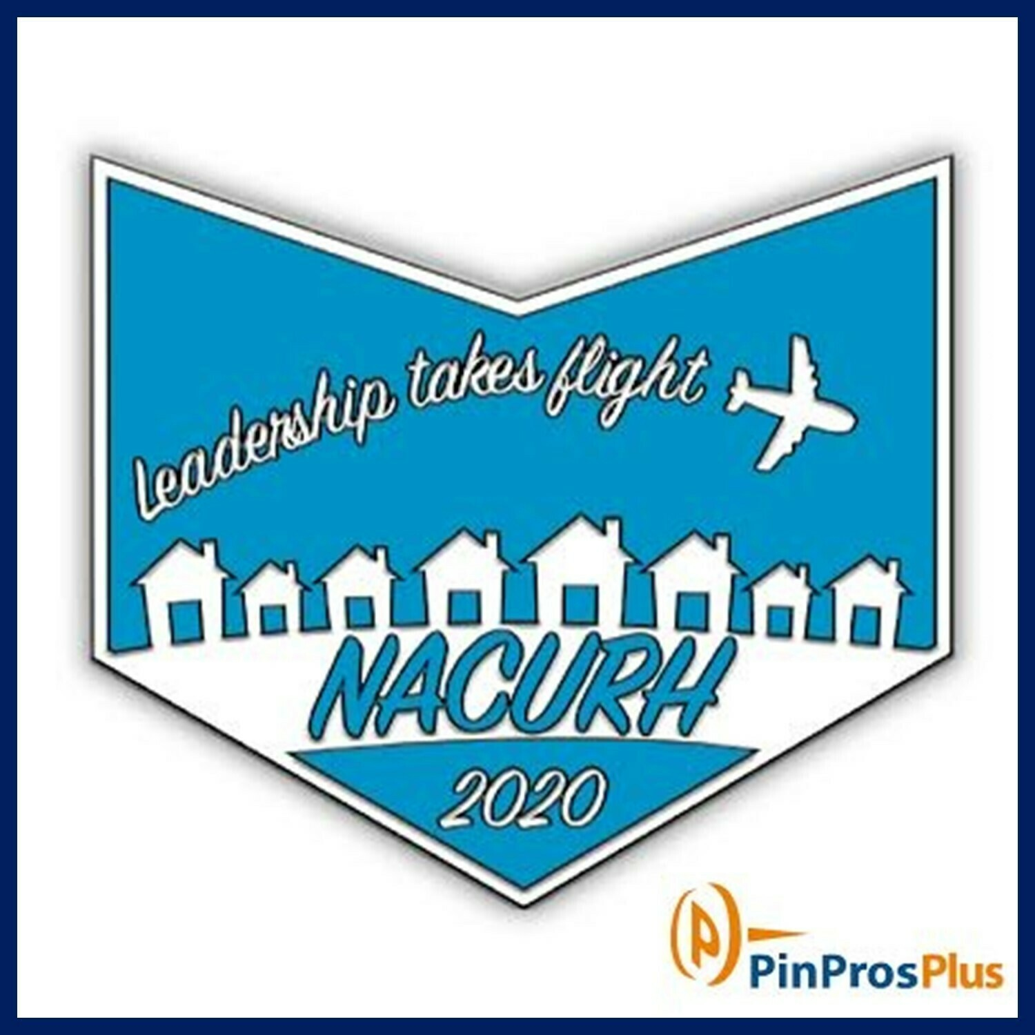 2020 NACURH Annual Conference Pin