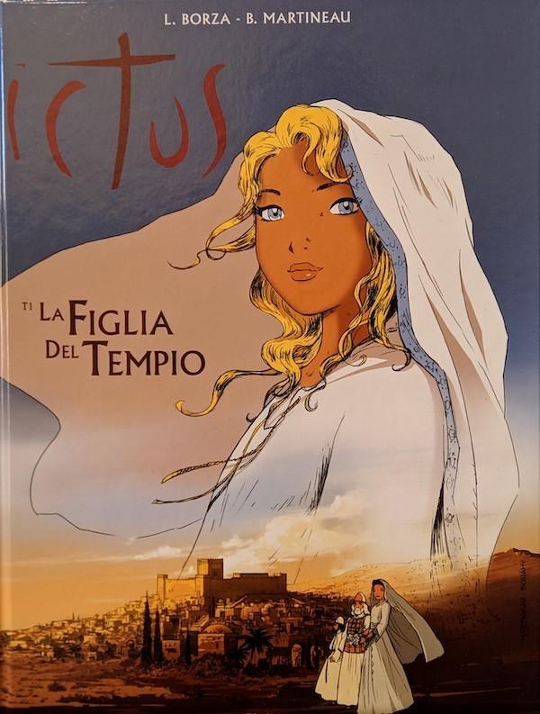 Ictus la Figlia del Tempio - fumetto
