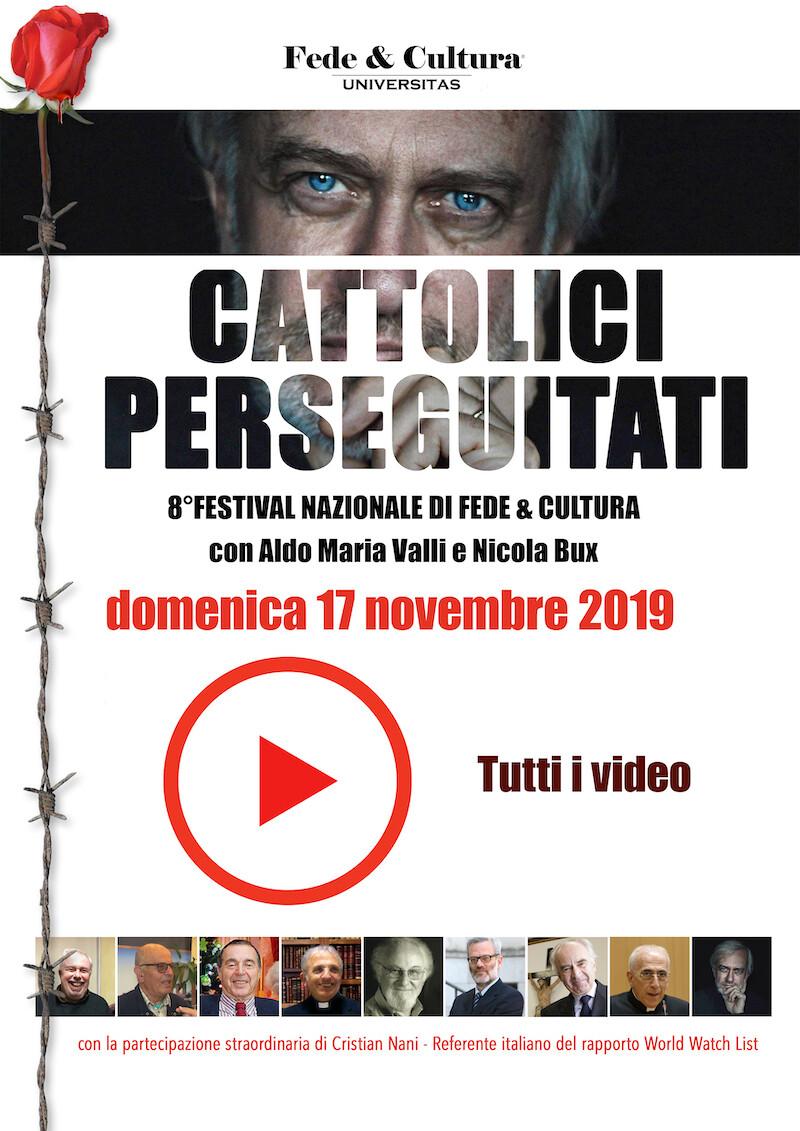 8° Festival Fede & Cultura 2019 -riservato-