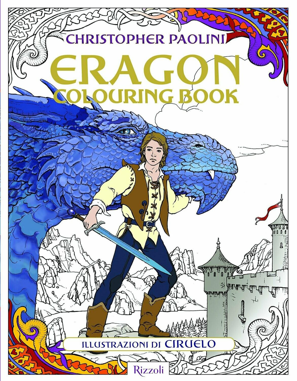 Eragon. Colouring book