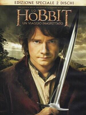 Lo Hobbit DVD