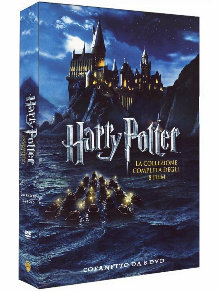 Harry Potter - La collezione completa DVD