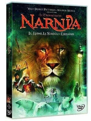 Narnia - Il leone, la strega e l'armadio DVD