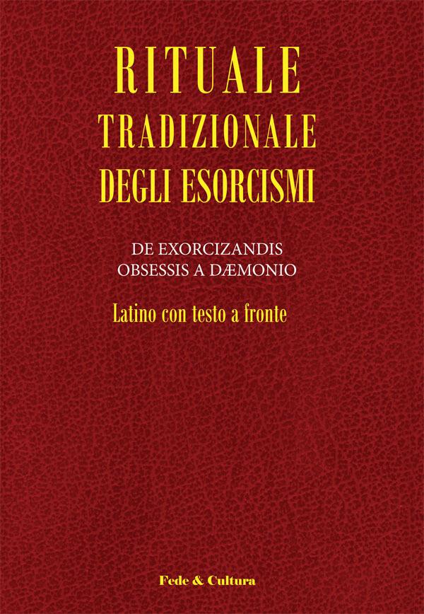Rituale Tradizionale degli esorcismi