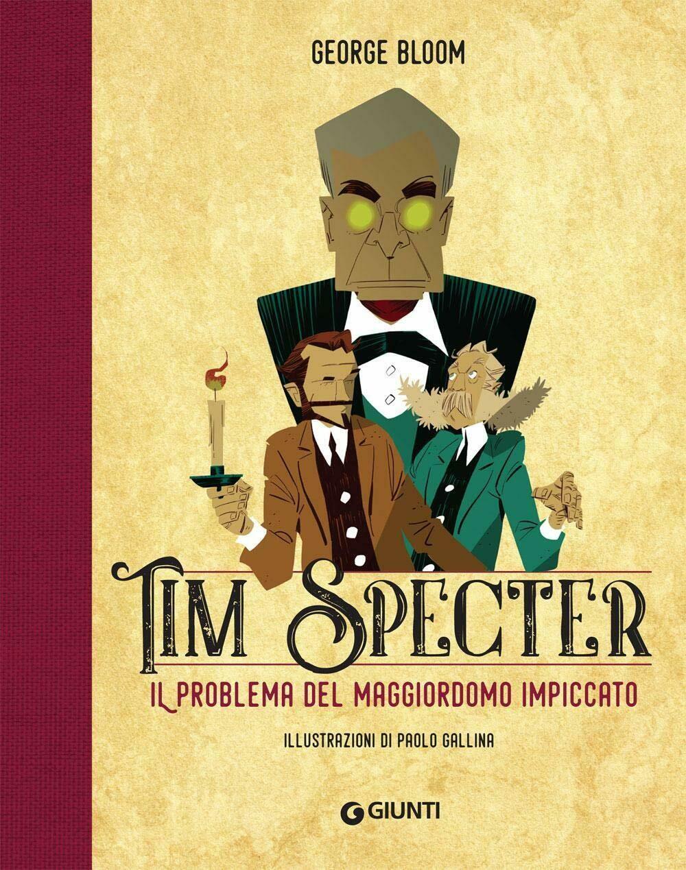 Il problema del maggiordomo impiccato. Tim Specter: 1