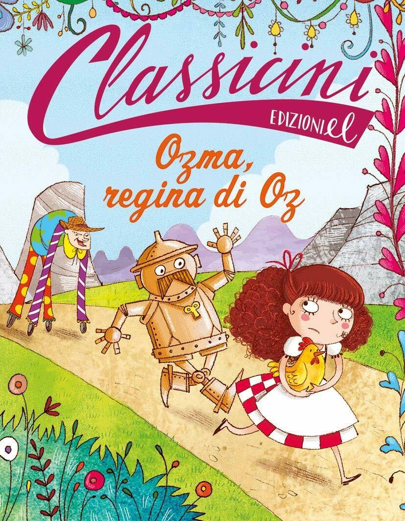 Ozma, regina di Oz. Classicini