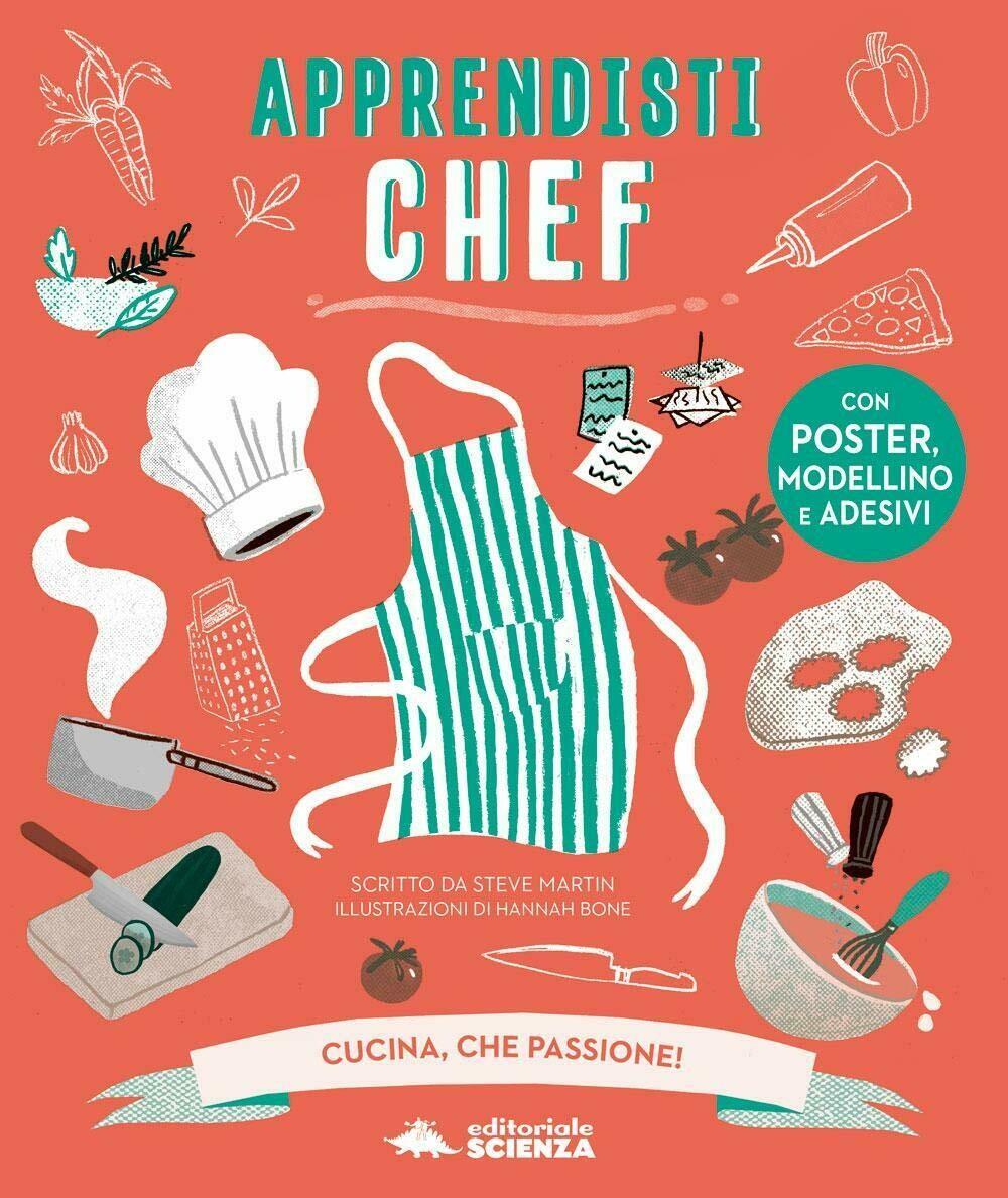 Apprendisti chef. Cucina, che passione!