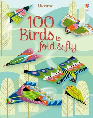 100 Birds to Fold and Fly