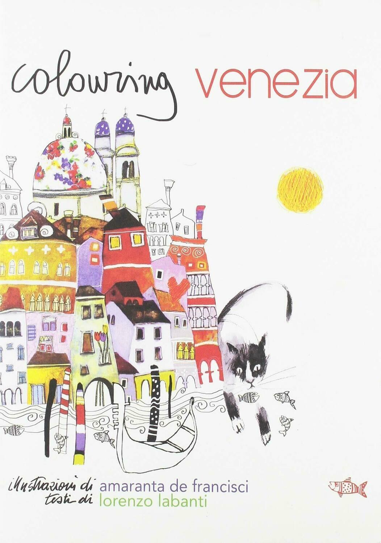 Colouring Venezia