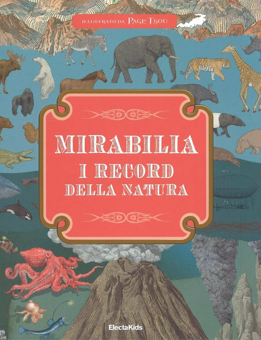 Mirabilia. I record della natura